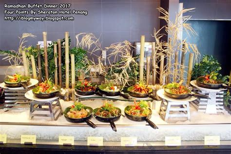 Ramadhan Buffet Dinner ramadhan buffet dinner 2017 four points by sheraton