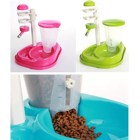 Botol Minum Hewan Kucing Anjing Water Feeder 500cc jual tempat wadah alat makanan minuman binatang ke sayangan kucing dll aneka makmur rejeki