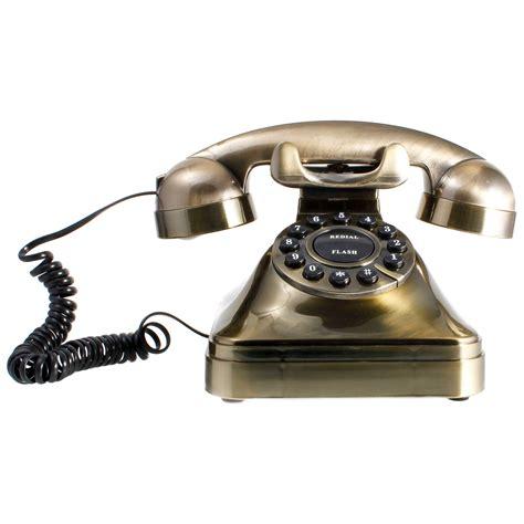 telefon retro retro festnetztelefon nostalgie analog telefon mit