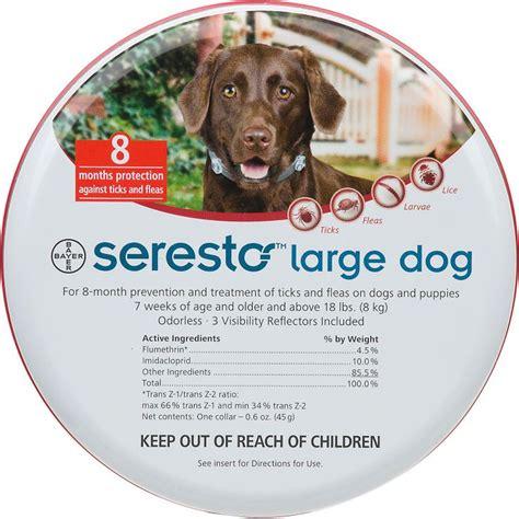 seresto flea and tick collar for dogs seresto flea and tick collar for dogs for small dogs