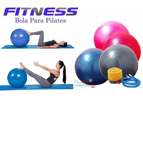 Bola Fitness Dia 65 Cm 10 bolas d pilates 65cm sui 231 a academia cor