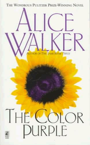 color purple book excerpt the write reader 37 quot the color purple quot by walker