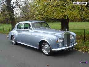 1962 Rolls Royce Silver Cloud 1962 Rolls Royce Silver Cloud Photos Informations