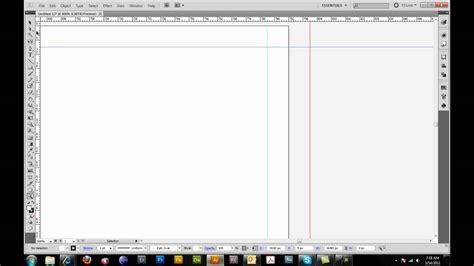business card template 8 5x11 illustrator 8 5x11 tri fold brochure setup in adobe illustrator