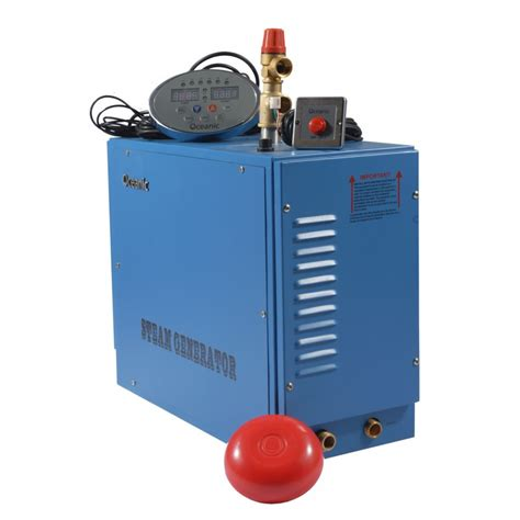 steam room generator oceanic 6kw commercial steam generator