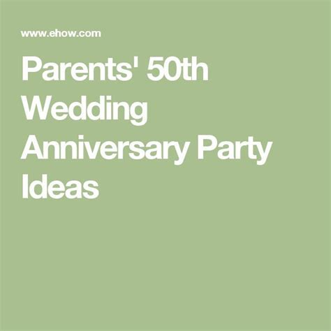 25 best images about 50th Wedding Anniversary Gift on