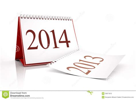 new year period 2014 new year 2014 calendar stock illustration image of agenda