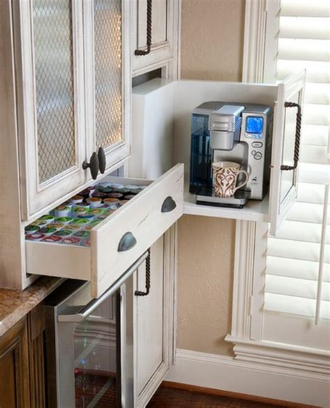kitchen cabinet drawer layout future dream home third how to design a coffee nook in your kitchen