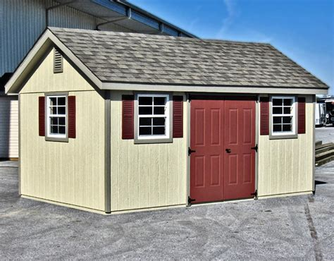 storage shed kits wooden shed kits horizon structures
