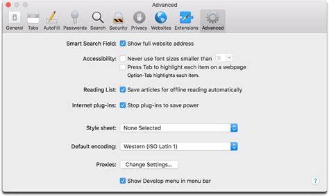 Search The Web Right From The Address Bar Macos How To Show Website Address In Safari The Mac Observer