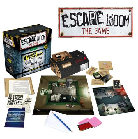 Fun Escape The Room Games - escape room the game geekdad