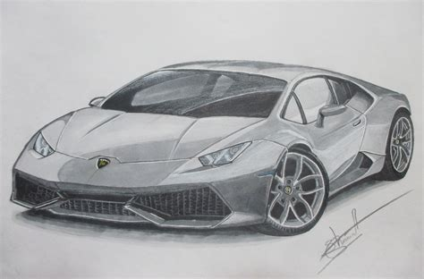 lamborghini huracan sketch drawing lamborghini huracan by alex sh youtube