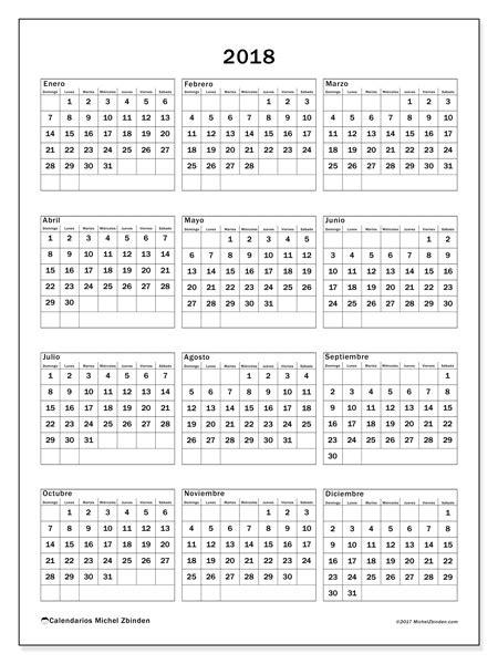 Calendario Anual 2018 Calendario Anual 2018 Related Keywords Calendario Anual