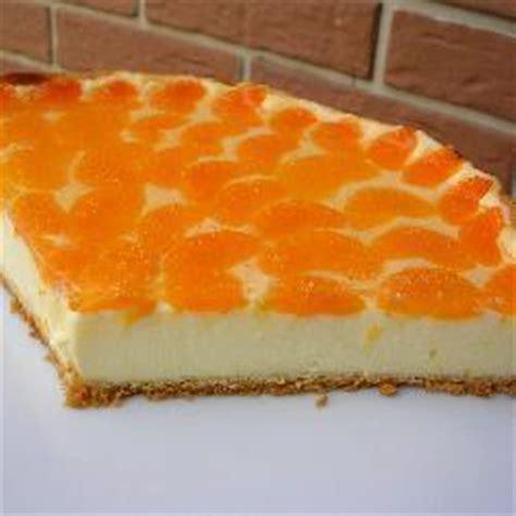 mandarinen philadelphia kuchen schmandtorte alle rezepte deutschland