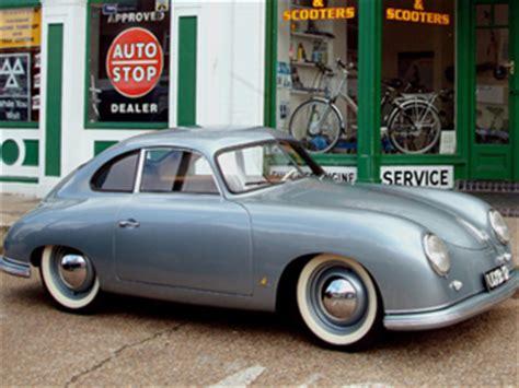 1950s porsche buying a vintage 1950 porsche 356 beverly car club