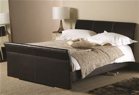 wedo headboards 5 great leather beds to spice up your bedroom by wedo