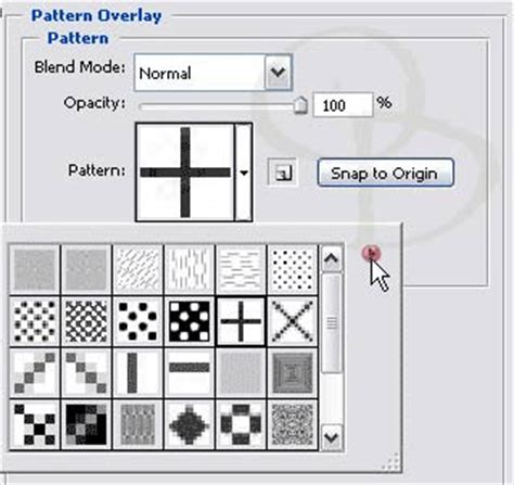 photoshop pattern how to install installing photoshop patterns tutorial obsidian dawn