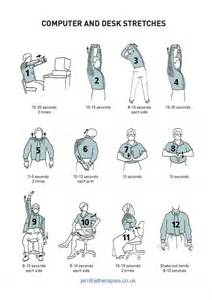 desk stretches js therapies and reiki in