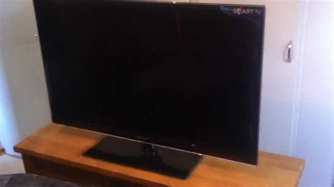 samsung led tv 40 inch smarttv ue40d5725 unboxing