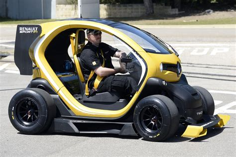 renault twizy rs  concept  hottest car wallpapers bestgarage