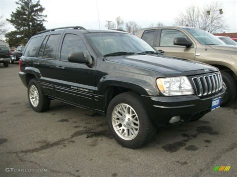 jeep cherokee blacked 2003 jeep grand cherokee black 200 interior and