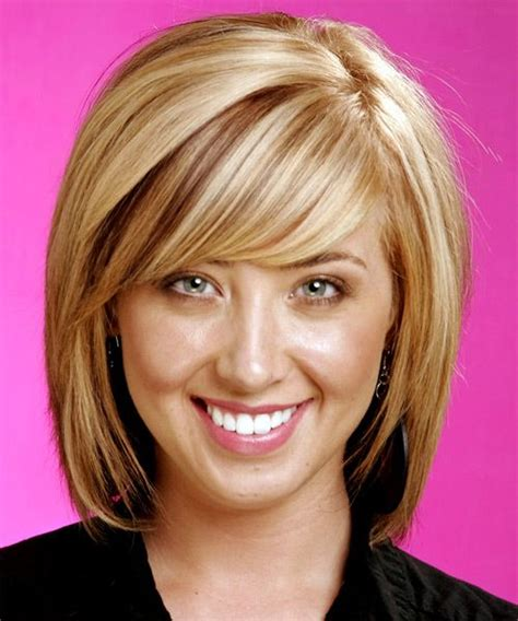 one lenght long layers blunt crown 9 best images about side swept bangs on pinterest a