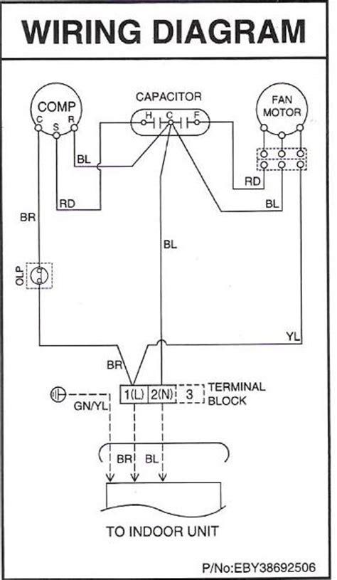 que es capacitor dual solucionado reemplazo de un capacitor dual por dos capacitores yoreparo