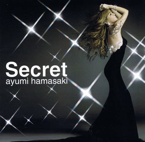 secret album secret ayumi hamasaki soundtrack from secret ayumi