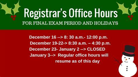 Registrar S Office by Registrar S Office Hours Chlain College Lambert