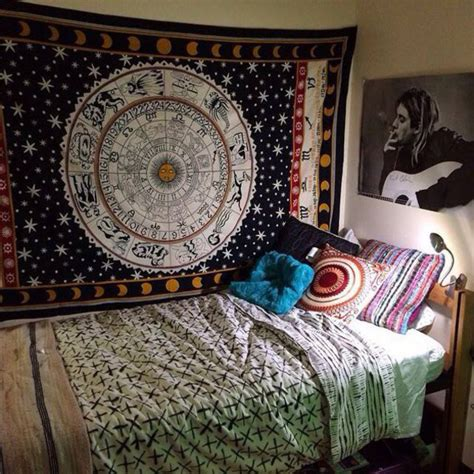 Home Decor Tapestry by Home Accessory Horoscope Wall Hanging Horoscope Tapestry