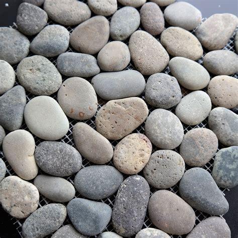 Rustic Stone   Pebble Mosaic