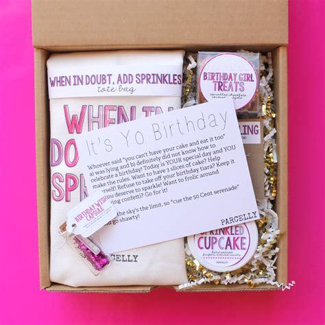 best birthday gift for best friend birthday gift birthday gift basket birthday box
