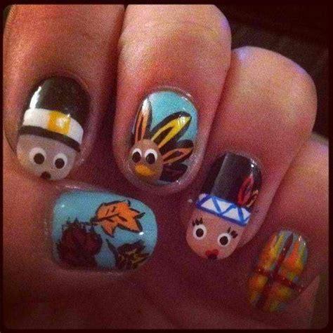 thanksgiving nail art thanksgiving nail art ideas for beginners