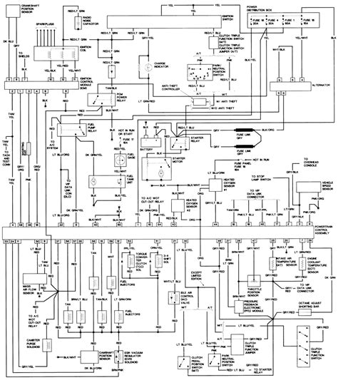 wiring diagram for 2004 explorer wiring diagrams