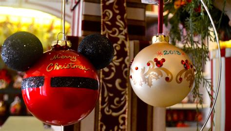 ornaments add a personal touch to the holidays at the