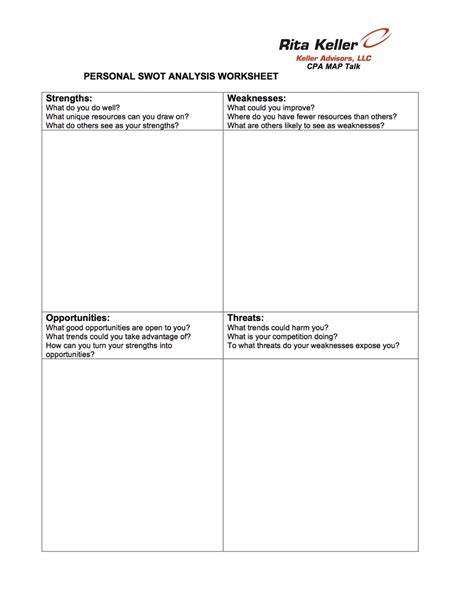 swot analysis worksheet template ohms and power equation practice worksheet wiring