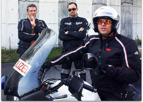 Fahrsicherheitstraining Motorrad Polizei Wien by Fahrsicherheitstraining Beim Vfv Wien Exklusiv F 252 R Bike