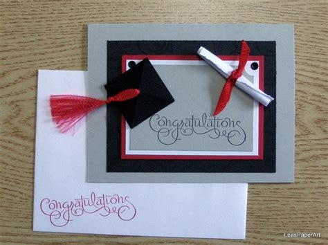 Graduation Handmade Cards - 17 best images about handmade graduation cards on