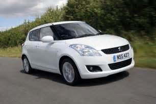 Suzuki Swiftr New Suzuki Priced From 163 9 995 In The Uk