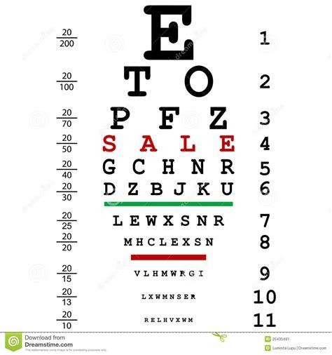 test ottico vendas que anunciam teste 243 tico do olho ilustra 231 227 o do
