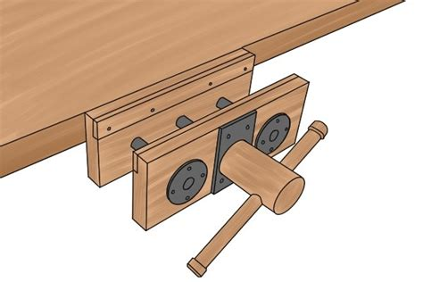 vice grip cls woodworking metal vs wooden vice parts