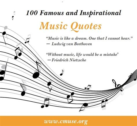 beethoven biography in tamil 100 famous and inspirational music quotes cmuse