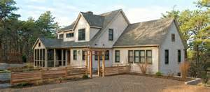Traditional Cape Cod House Plans Woodland House Aline Architecture Cape Cod Architecture