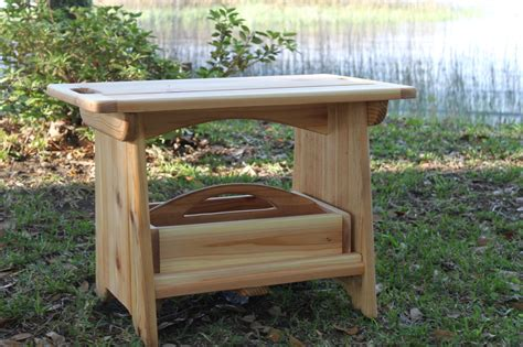 joggling bench bend of the river wood products home