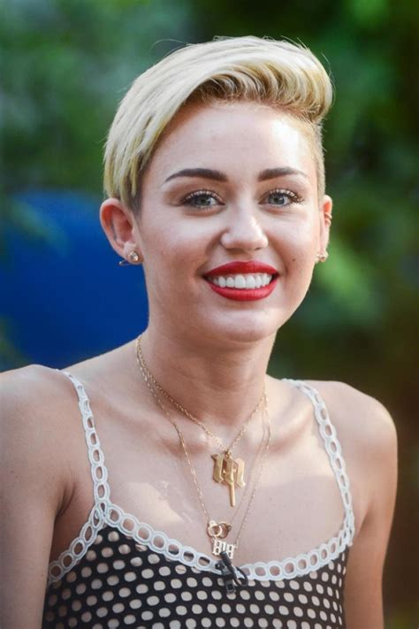 what do you call miley cyrus hairstyle miley cyrus says being a mess is part of growing up ny
