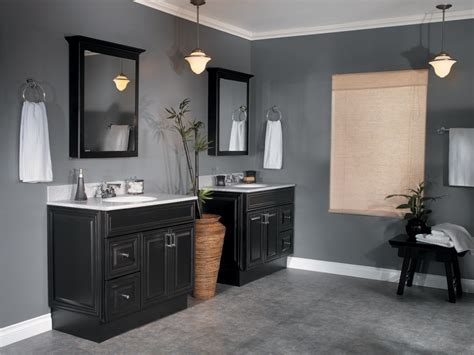 bathroom wall colors with white cabinets simple elegant dark gray master bathroom wall colors ideas