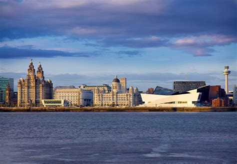 Landscape Pictures Of Liverpool Museum Of Liverpool By 3xn