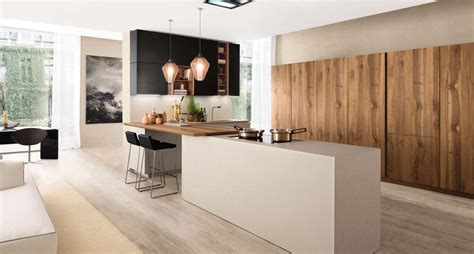 siematic unveils new collections at living kitchen 2015 italian kitchen designs euromobil copatlife chicago