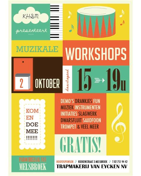 design flyer workshop 40 stunning and inspirational flyer designs