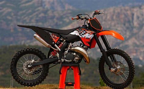 2008 Ktm 125sx Ktm Ktm 125 Sx Moto Zombdrive